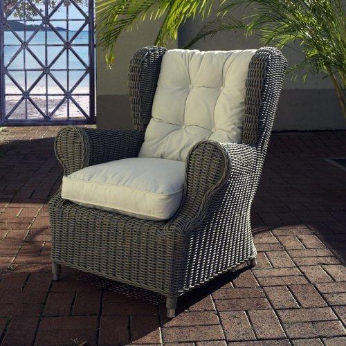 Padmas Plantation Outdoor Wing Chair