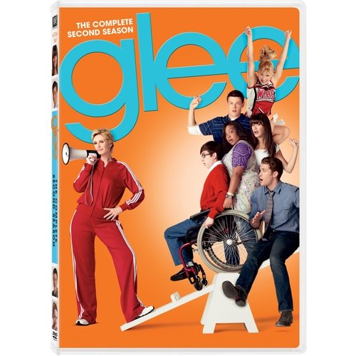 GLEE-SEASON 2 (DVD/6 DISC/ENG-FR-SP SUB/SAC)