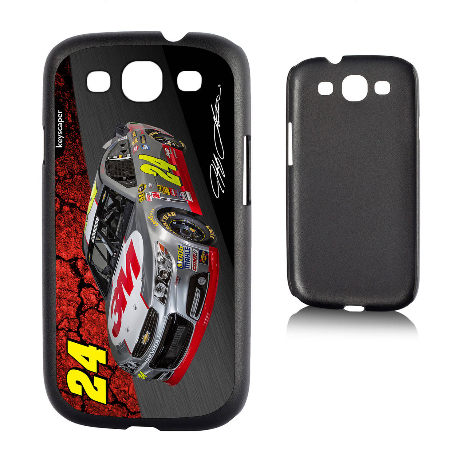 Jeff Gordon #24 Galaxy S3 Slim Case
