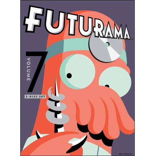 Futurama: Volume 7 (Widescreen)