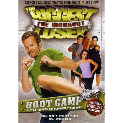 BIGGEST LOSER-BOOT CAMP (DVD) (FF/ENG/2.0)