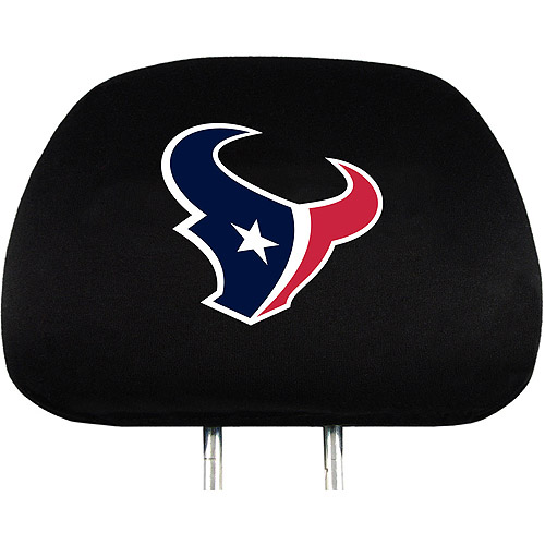 Houston Texans NFL Head Rest Cover