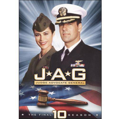JAG-FINAL SEASON (DVD) (5DISCS)