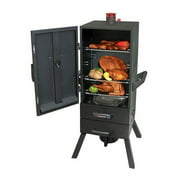 Landmann USA 3495CLA Smoky Mountain 34-in Two Drawer Vertical Charcoal Smoker