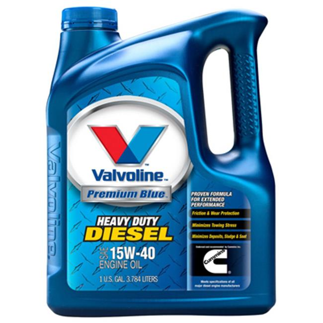 Valvoline Oil 773780 Premium Blue 15W40 Diesel Engine Oil
