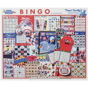"Bingo Jigsaw Puzzle, 1000-pieces, 24"" x 30"""
