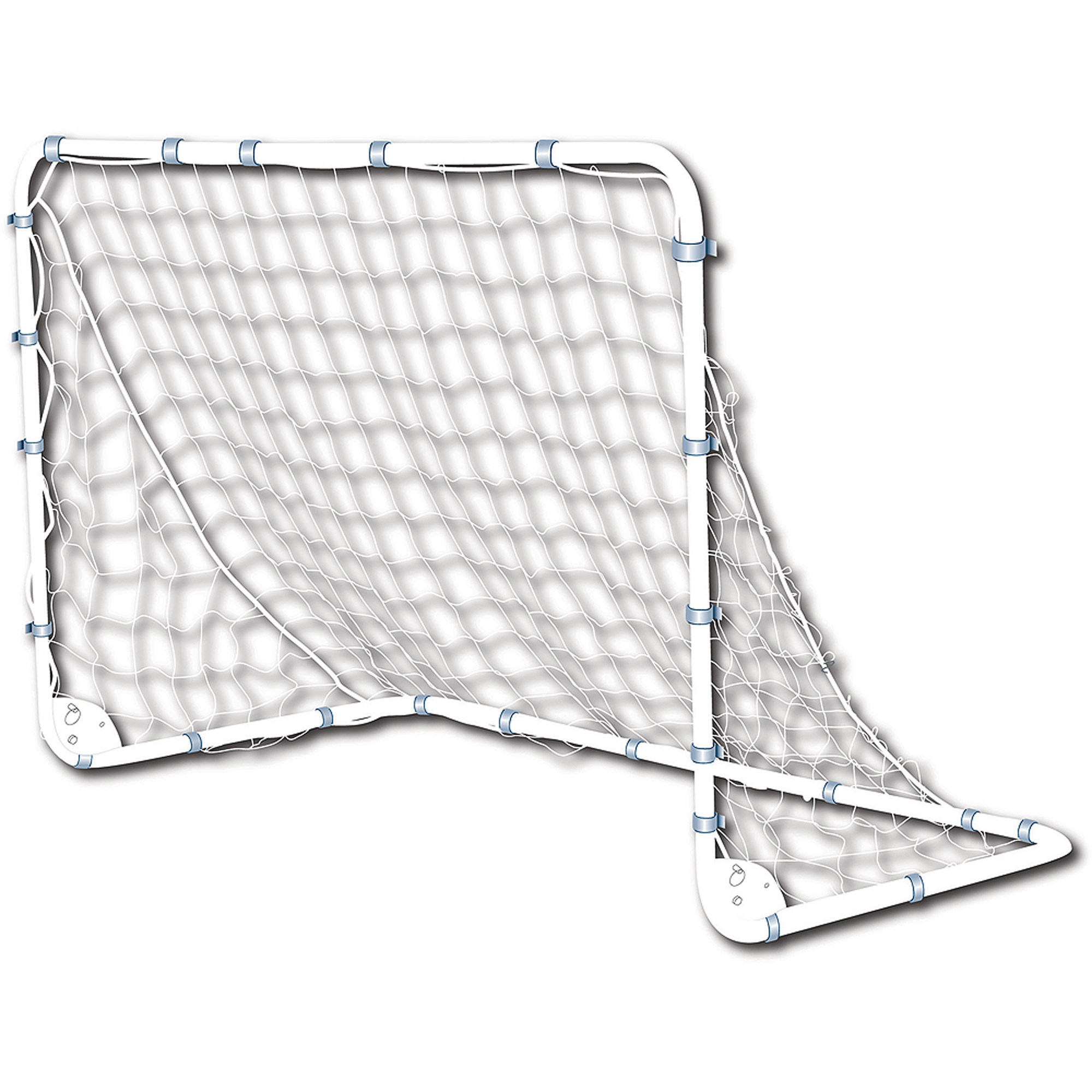 Franklin Sports 6' x 3' Folding Steel Soccer Goal