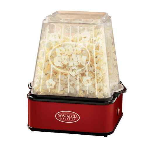Nostalgia Electrics 6 Oz. Stirring Theater Popcorn Maker