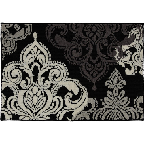 "Better Homes and Gardens Traditional Elegance Bath Rug, 20"" x 30"""