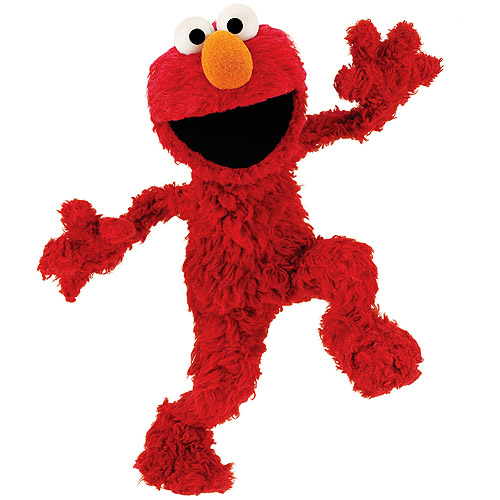 RoomMates - Elmo Peel & Stick Wall Decals