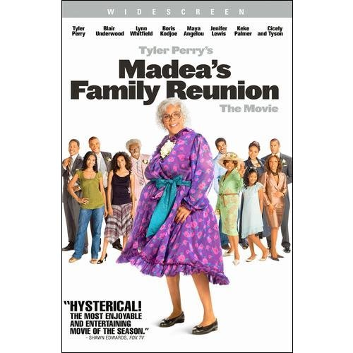Madea's Family Reunion (With INSTAWATCH) (Widescreen)