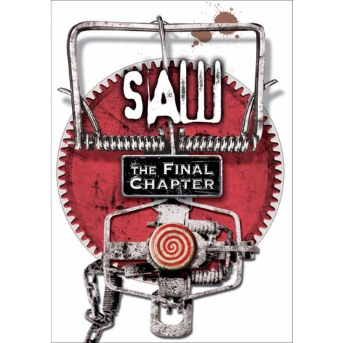 Saw 2D/3D: The Final Chapter (Saw 7) (Unrated) (Blu-ray + Standard DVD) (Widescreen)