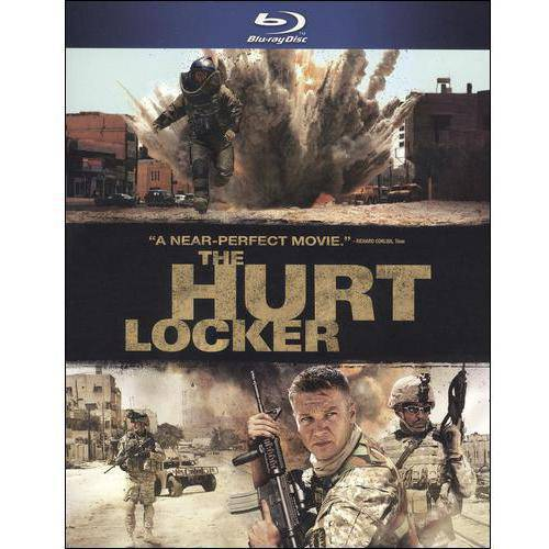 The Hurt Locker (Blu-ray) (With INSTAWATCH) (Anamorphic Widescreen)