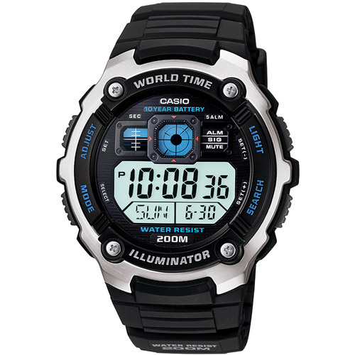 Casio Men's Multi-Functional Digital Sport Watch