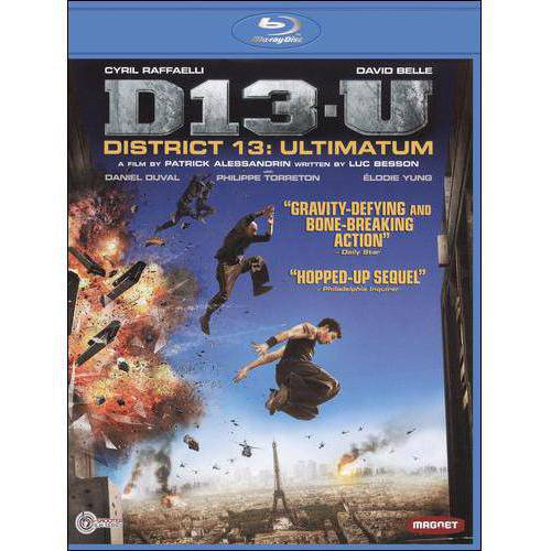 District 13: Ultimatum (French) (Blu-ray) (Widescreen)