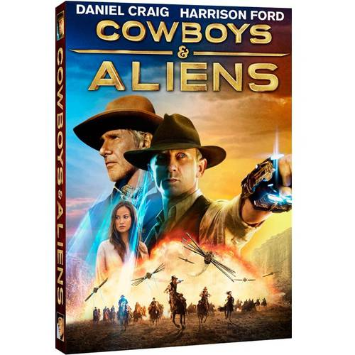 Cowboys & Aliens (With INSTAWATCH)