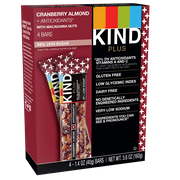 KIND Bars, Cranberry Almond + Antioxidants , 4 Bars, Gluten Free