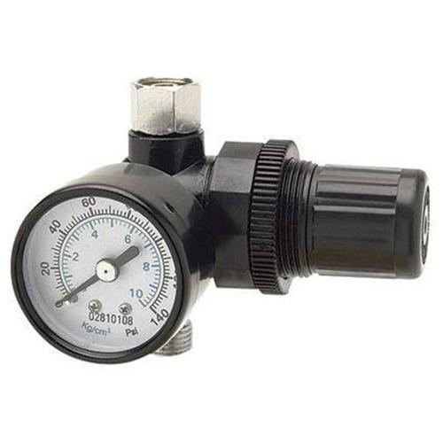"Titan 19303 1/4"" Locking Pressure Regulator With Gauge"