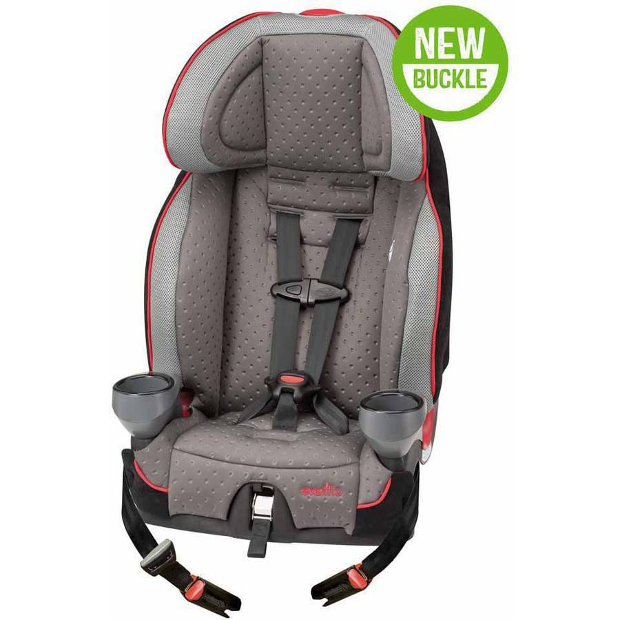 Evenflo SecureKid LX Booster Car Seat, Kohl