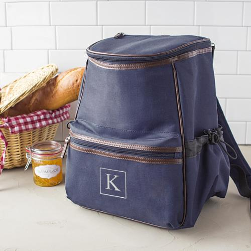 Personalized Insulated Backpack Cooler K