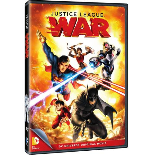 DC Universe: Justice League - War