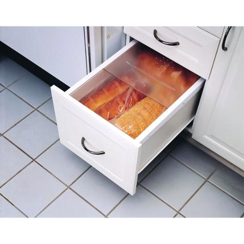 Rev-A-Shelf  BDC-200  Bread Drawer Covers  BDC  Drawer Organizers  ;Almond