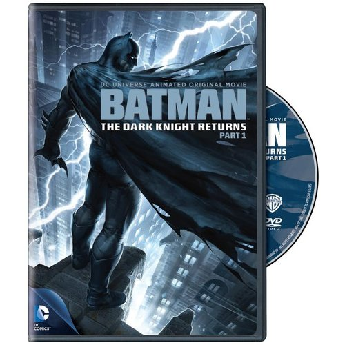 Batman: The Dark Knight Returns, Part 1 (Anamorphic Widescreen)