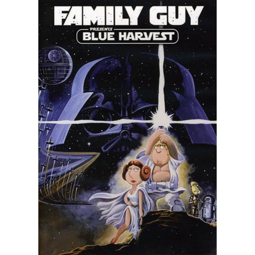 FAMILY GUY-BLUE HARVEST (DVD/SAC)