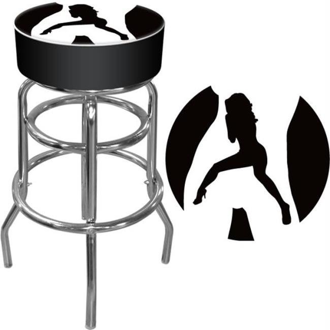 Shadow Babes - C Series - High Grade Padded Bar Stool - Made In USA