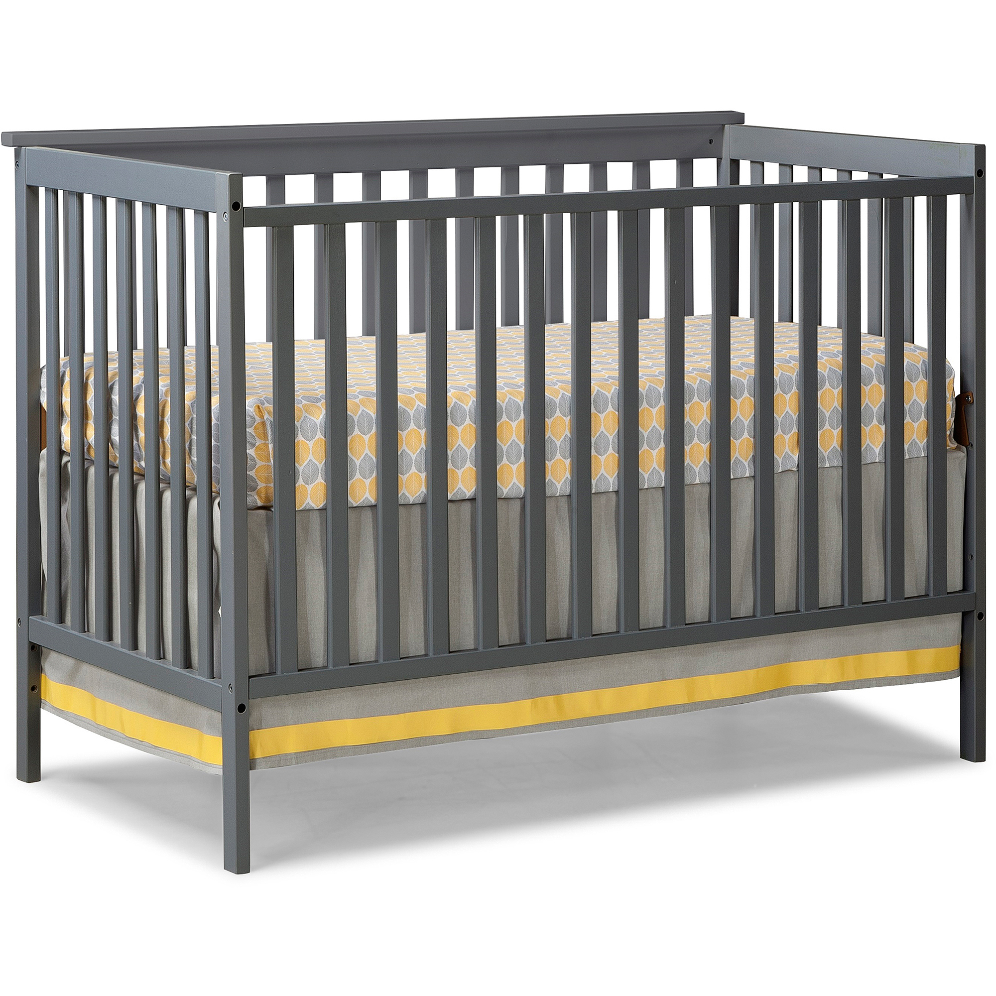 Storkcraft Sheffield II Fixed Side Convertible Crib,Choose Your Finish