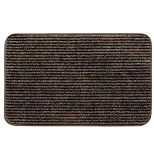 Presto Fit 20451 Ruggids Door Mat, Brown