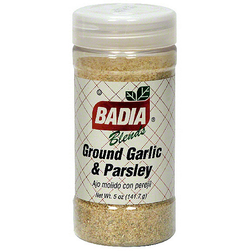 Badia Garlic & Parsley, 5 oz (Pack of 12)