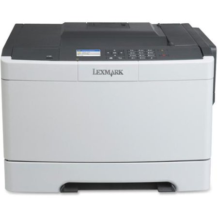 Lexmark CS410DN Laser Printer - Color - 2400 x 600 dpi Print - Plain Paper Print - Desktop - 32 ppm Mono / 32 ppm Color