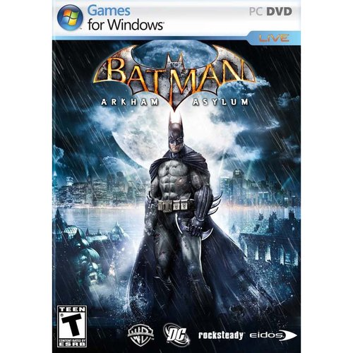 Image of Warner Brothers Batman Arkham Asylum Exclusive