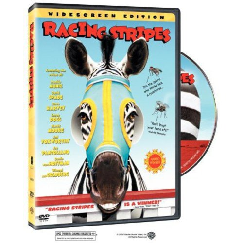 RACING STRIPES (DVD/WS 1.85/16X9/FR-SP SUB/ANIMATION)