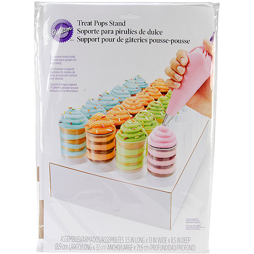 "Wilton 13"" Treat Pop Display Stand, 24 ct. 1512-0723"