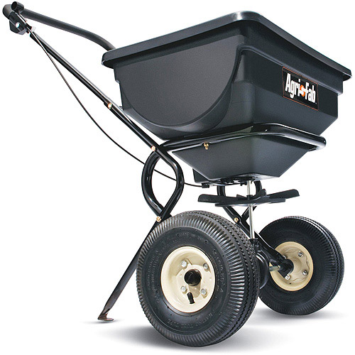 Push Broadcast Spreader