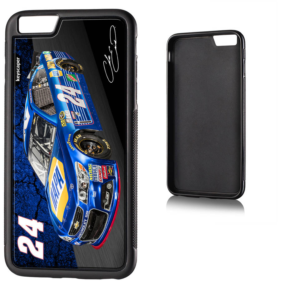 Chase Elliott 24 Napa Apple iPhone 6 Plus Bump Case by Keyscaper