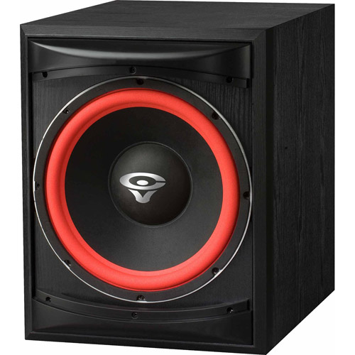 Cerwin-Vega XLS-12S Powered Subwoofer