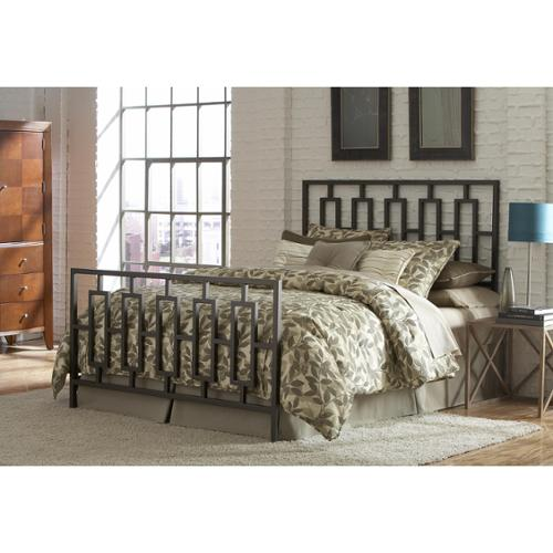 Miami Coffee Bed-Bed Size:Full