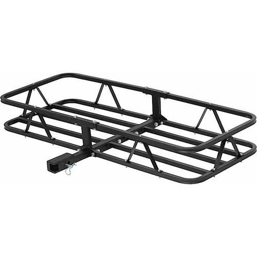 "Curt Manufacturing Cur18145 Cargo Carrier Basket Style with 1 1/4"" & 2"" Shank"