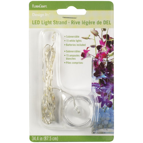 Floracraft Submersible Light Strand