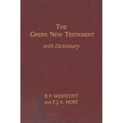 The Greek New Testament: With Dictionary