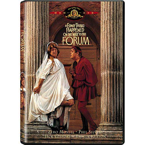 Funny Thing Happened on the Way to the Forum (WSE)
