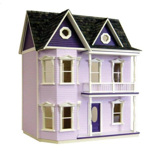 Real Good Toys Princess Anne Dollhouse Kit - 1 Inch Scale