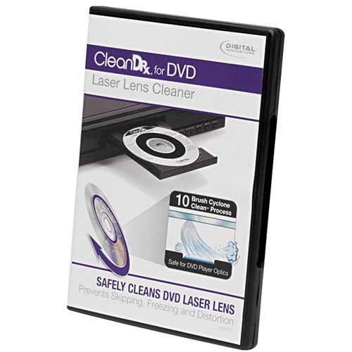 Digital Innovations Clean Dr. DVD Laser Lens Cleaner