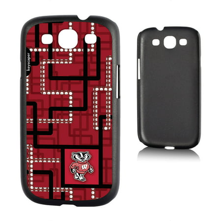 Wisconsin Badgers Galaxy S3 Slim Case