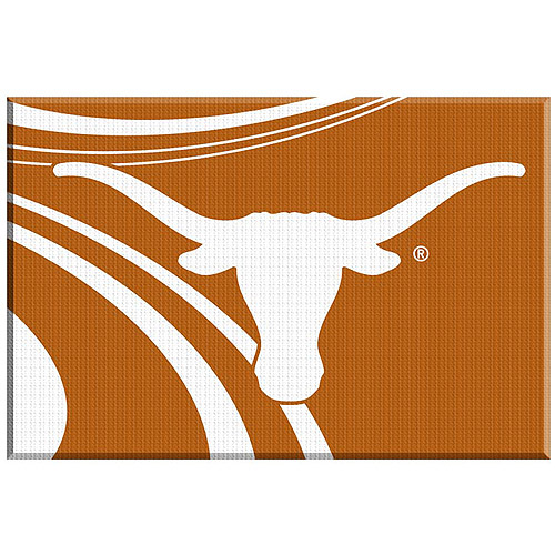 "NCAA Texas Longhorns 39"" x 59"" Rug"