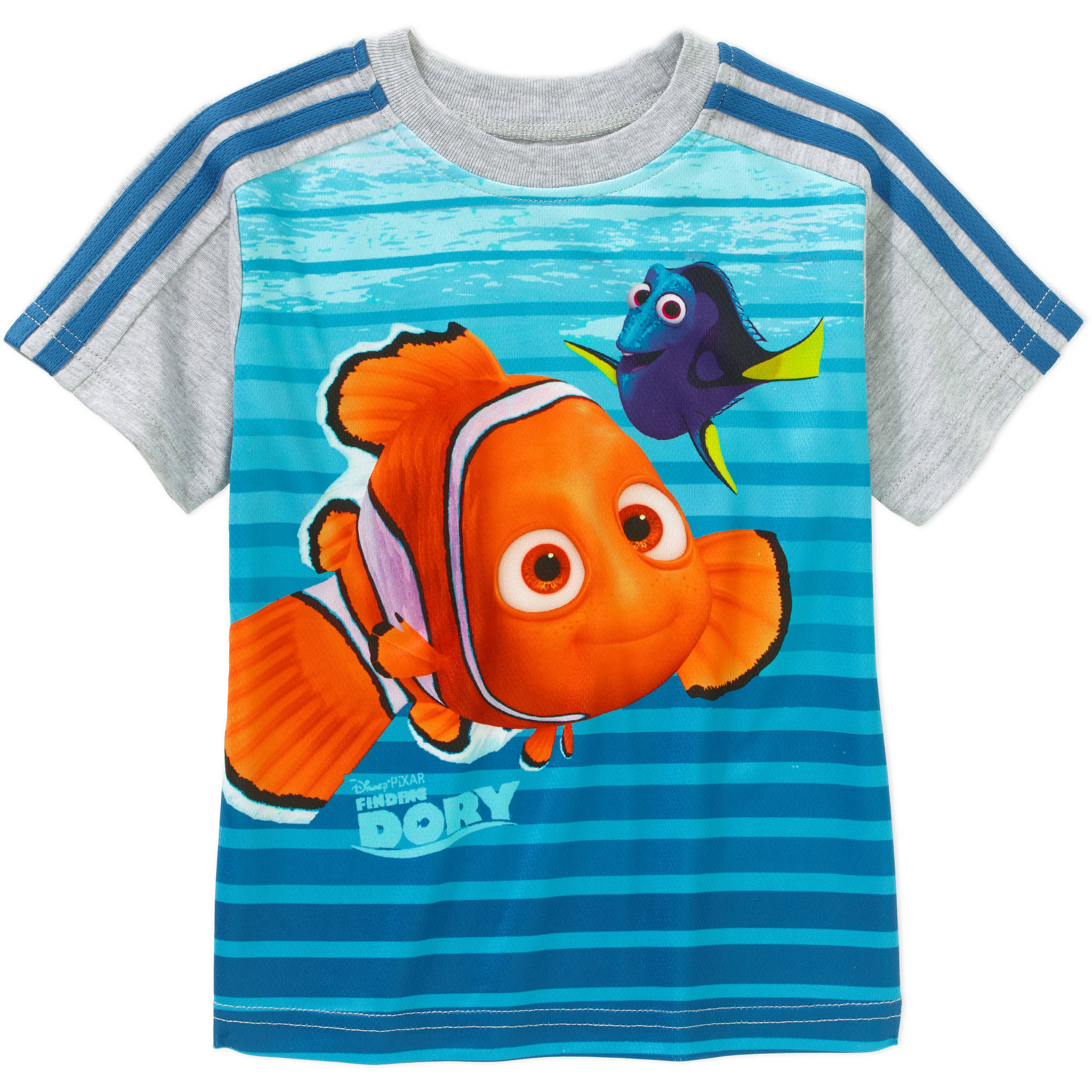 Disney Finding Dory Toddler Boy Graphic Tee Shirt