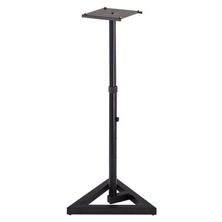 Quik-Lok BS-300 Height Adjustable Near-Field Monitor Stand (Quik Lok Speaker Stand)